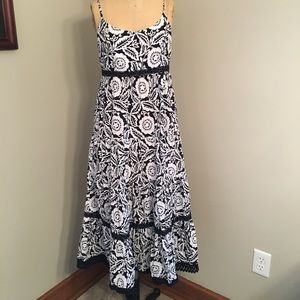 Dresses - Ivy Jane black and white sundress